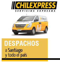 Despacho chileexpress a todo CHile